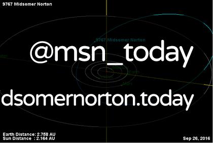 Midsomer norton asteroid
